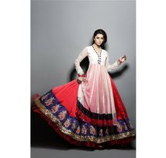 www.iluvdesigner.com Pakistani Designer Dresses - Lowest Prices - A Mesmeric Formal Party Dress By Zahra Ahmad Sheesh Mahal Collection £139 - Latest Pakistani Fashion