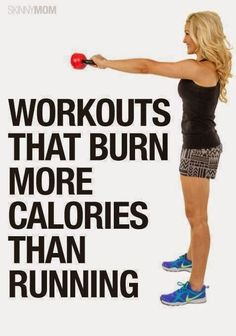 Burn Calories of Running Workouts