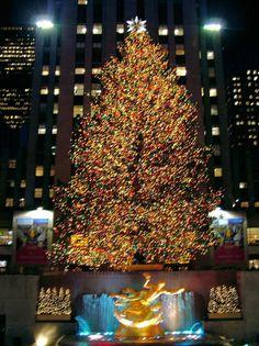 'Rockefeller Center NYC 2' by Dennis Arculeo
