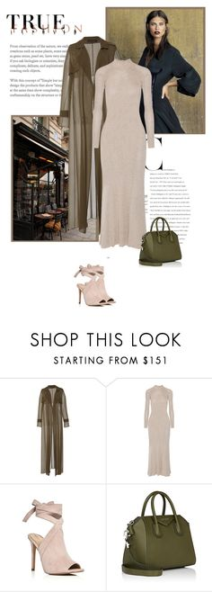 """""""Без названия #7425"""" by bliznec ❤ liked on Polyvore featuring Sally Lapointe, Cédric Charlier, Kendall + Kylie and Givenchy"""