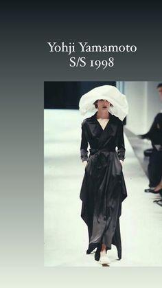 Carolyn Bessette Kennedy, Yohji Yamamoto, Goth, Style, Fashion, Gothic, Swag, Moda, Fashion Styles