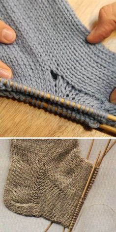 Terrific Totally Free knitting socks tutorial Tips Zehn Tipps zum Stricken von Socken – Tutorial (Amazing Knitting) , Knitting Blogs, Easy Knitting, Knitting Stitches, Knitting Socks, Knitting Patterns Free, Knitting Projects, Crochet Patterns, Knitting Tutorials, Free Pattern