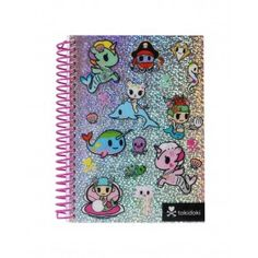 Mermicorno Spiral Notebook