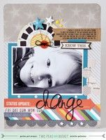 A Project by JenGallacher from our Scrapbooking Gallery originally submitted 03/01/13 at 08:55 AM
