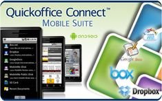 Top 2 Android Apps: Check Out Quick Office Connect Mobile Suite