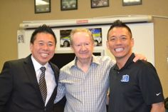 Al McCoy with the Boss and Director of Operations of ACE Home Services! http://www.acehomeaz.com
