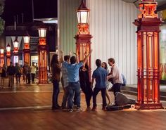 Night Scene in Auckland NZ 8 by Randy Dorman on 500px