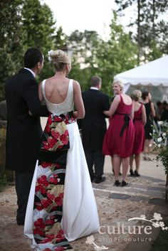 Culture Bridal Couture blog - wedding dress designer Lisa Merton shares her wedding gowns: Oriental Inspired Wedding Gowns - our latest brides!
