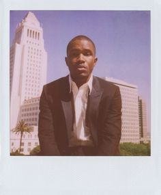 Frank Ocean Takes L.A. in Band of Outsiders' New Campaign: Scott Sternberg for Band of Outsiders