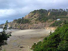 Agate Beach Oregon.  Loved going here in grad school.