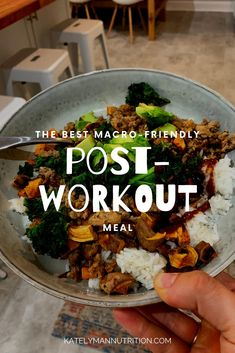 Easy Weight Loss Menu to Start With - Ollie Healthy High Protein Meals, High Protein Recipes, Healthy Meal Prep, Low Calorie Recipes, Healthy Eating, Healthy Recipes, Vitamix Recipes, Turkey Hash, Bbq Turkey
