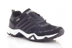 Adidasy męskie czarne - MĘSKIE Adidas Sneakers, Shoes, Fashion, Moda, Zapatos, Shoes Outlet, Fashion Styles, Shoe, Footwear