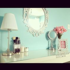 malm vanity - Google Search