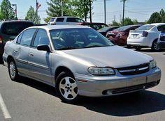 2000 Chevrolet Malibu sedan in Michigan — $890