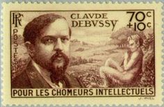 For the unemployed intellectuals.Claude Debussy