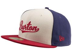 Penalty Box 59Fifty Fitted Cap by NEW ERA x BURTON 0062337777e