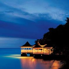 Stay at a spa hotel (Couples Tower Isle - Jamaica)