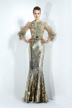 Prêt-à-Fashion: Zuhair Murad Ready-to-Wear Autumn/Winter 2011-12