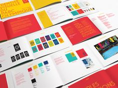 Reviewed: New Logo and Identity for Parc Olympique by lg2boutique
