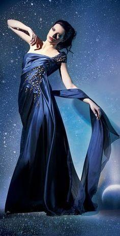 """Jean Fares - Couture - """"iLine"""", S/S 2010"""
