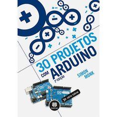 Livro - 30 Projetos com Arduino