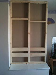 Stair box use