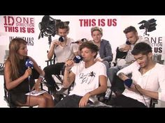 1D Talk About 'This Is Us' And Capital Congratulate Zayn On His Engagement