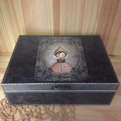 Santoro Mirable Handmade Box