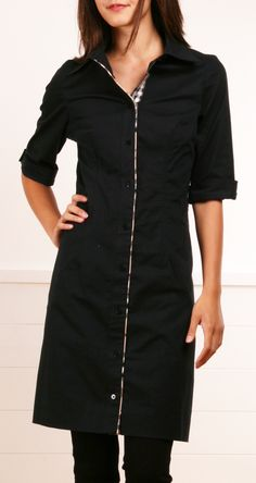 BURBERRY LONDON ~~Casual LBD