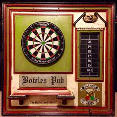 Awesome Bar Room Dart Boards