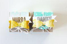 Funkelnde Mini-Geschenkschachtel (HD) | Janna Werner