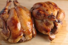 UNCLE GARY'S GOURMET PEPPER JELLY CHICKENS
