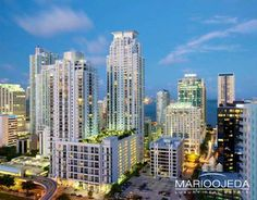 WHEW- HOME AT LAST IN MIAMI Miami has urbanized and glamorized itself to such an extent that investors, buyers and tourists are throbbing on this paradise to build their residence. Be it the Miami . Luxury Property For Sale, Coral Gables, Finding A House, Investors, New York Skyline, Skyscraper, Miami, Real Estate, Island
