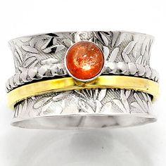 "Ligne Double Bracelet Natural Moonstone Gemstone 925 Sterling Silver Jewelry 7.5/"""