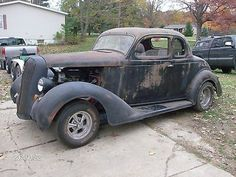 Plymouth : Other Coupe  1936 plymouth coupe Rat Rod, Hot Rod,Custom - http://www.legendaryfind.com/carsforsale/plymouth-other-coupe-1936-plymouth-coupe-rat-rod-hot-rodcustom/