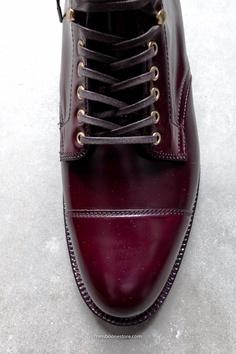 Alden #8 Parajumper boots
