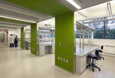Lawrence Berkeley National Laboratories, LBNL Building 74, Berkeley, CA. Photo by Michael O'Callahan.