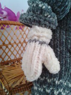 Le petit monde d'Emilie et ses amis: Les moufles de Chloé compatible poupée Chéries, Pa...