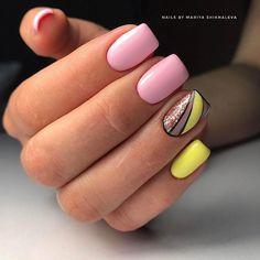 "Gefällt 3,651 Mal, 4 Kommentare - Поиск идей для ваших ногтей (@nail_poisk) auf Instagram: ""Работа мастера @mariya_nail_brn"""