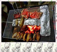 concon 煮意 blog: 石澳中秋BBQ