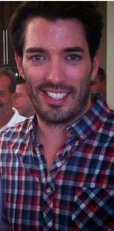 Jonathan Scott.... I love to open Pinterest and see this smile ;)