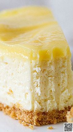25. #Lemon Cheesecake - Grab Your #Fork! 26 Must-Try #Cheesecake Recipes ... →…
