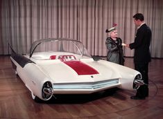 1954 Ford FX-Atmos Concept Car..Re-pin..Brought to you by #CarInsurance at #HouseofinsuranceEugene