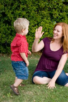 Catch Your Child Being Good- 4 Tips on Positive Reinforcement!