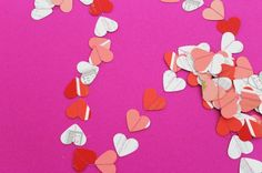 22 Decor Ideas to Bring Some Valentine's Day Love Home via Brit + Co