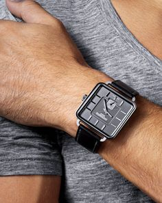 I'm a watch fanatic.  Love this one.