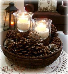 Уютная гостиная, зимняя гостиная, как украсить к зиме, как добавить уютное
