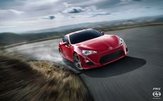 Scion FR-S!! I would love to get one!!!