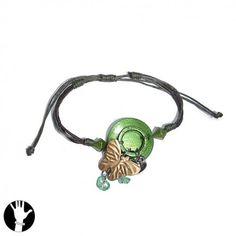 SG Paris Bracelet Adjustable Green Combination « Holiday Adds