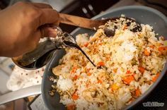 Imagen titulada Make Fried Rice Step 8
